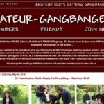 Amateur Gangbangers Login And Password
