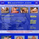 Beach Voy Member Access