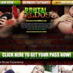 Brutal Dildos Free Sign Up