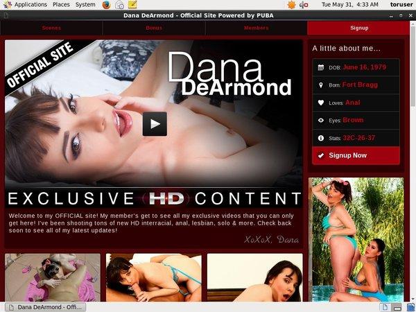 Free Dana DeArmond Hd Porn