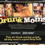 Free Drunk Moms Passwords