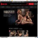 Hogtied.com Create Account