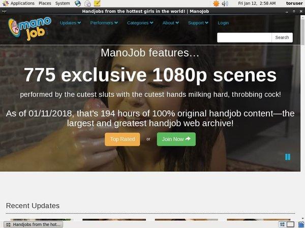 Manojob.com Member Login