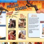Melon Boobs Pay For