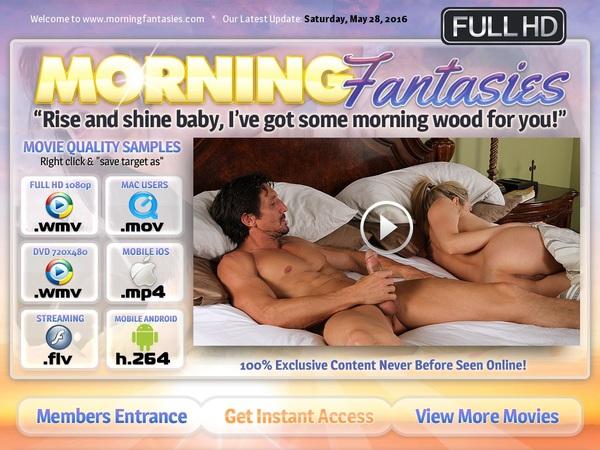 Morning Fantasies Account Generator