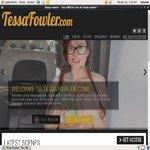 Porn Tessafowler.com Free