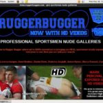 Ruggerbugger Password Site