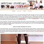 Sabrina's Stockings With Gift Card