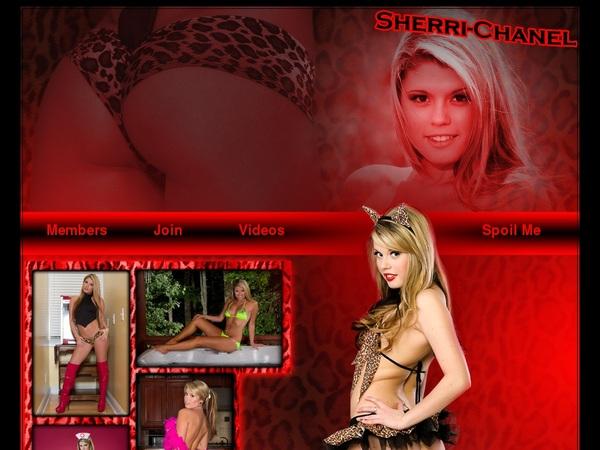 Sherri Chanel Mobile Account