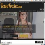 Tessa Fowler Join With Phone