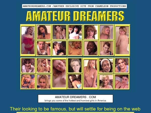 Www Amateur Dreamers