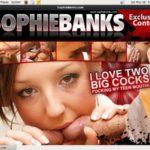 Sophiebanks Parola D'ordine