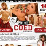 Get Chloe Coed Password