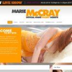 Mariemccray.com Free Videos