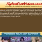 Nylon Feet Videos Movies Free
