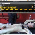 Bad Boy Bondage Pussy