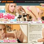 Lexi Belle With SOFORT