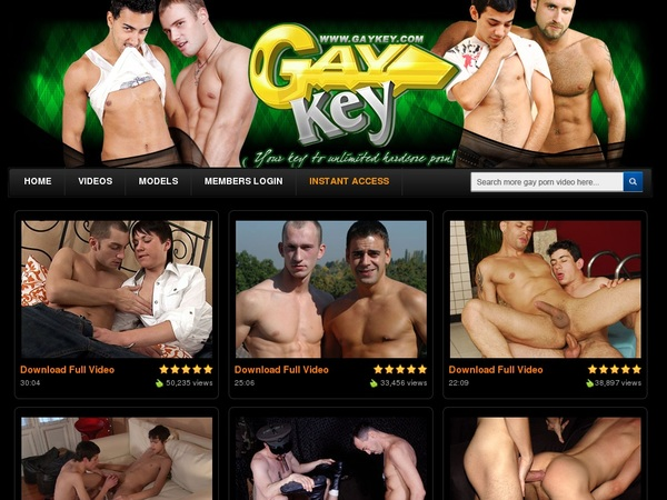 Gay Key Hack Account