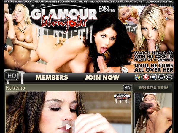 Glamour Blowjobs Promo Code