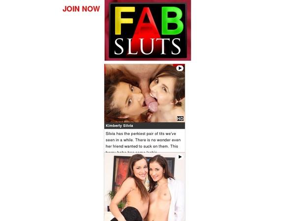 Fab Sluts Debit Card