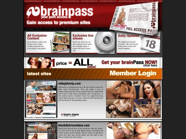 Brainpass Photo Gallery
