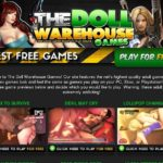 The Doll Warehouse Games Working Password