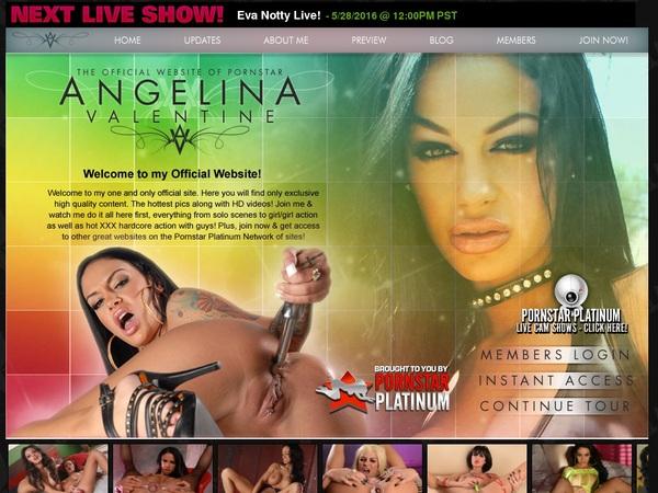 Working Angelinavalentine Account