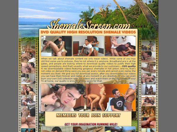 Shemalescreen Deal