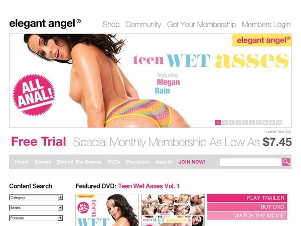 Free Elegant Angel Login