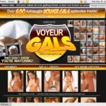 Free Voyeurgals Accounts