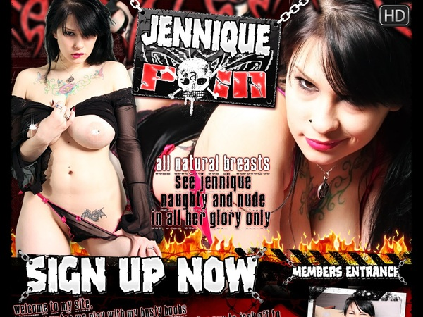 Free Jenniquepain.com Passes