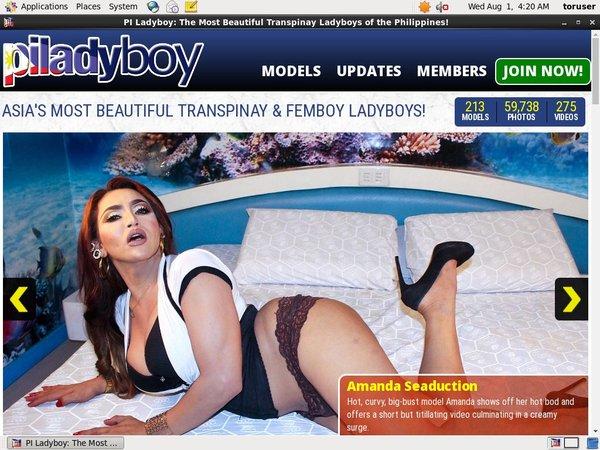 Pi Ladyboy Discreet
