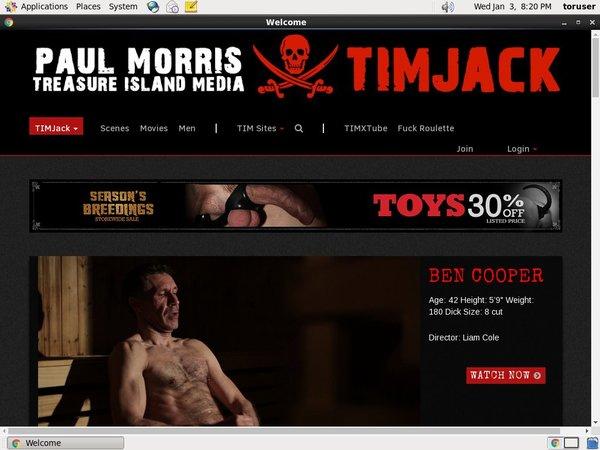 Timjack.com Latest