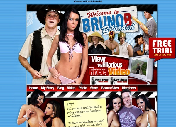 Free Brunobreloaded Premium Accounts