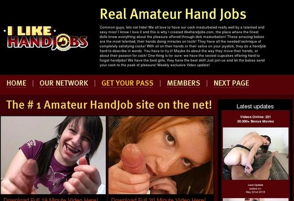 Ilikehandjobs Download