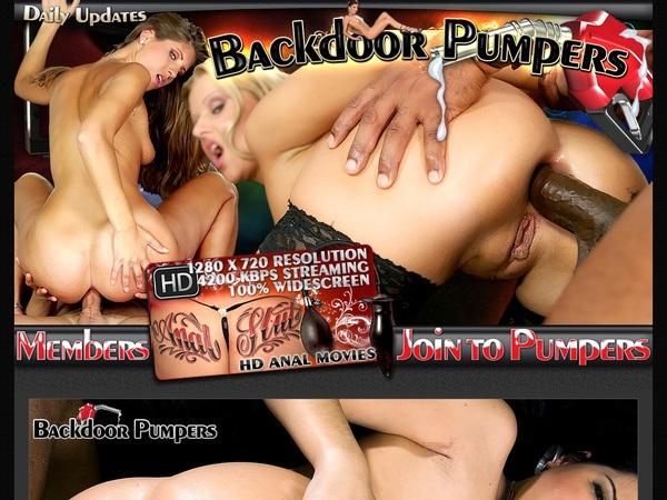 Backdoor Pumpers Full