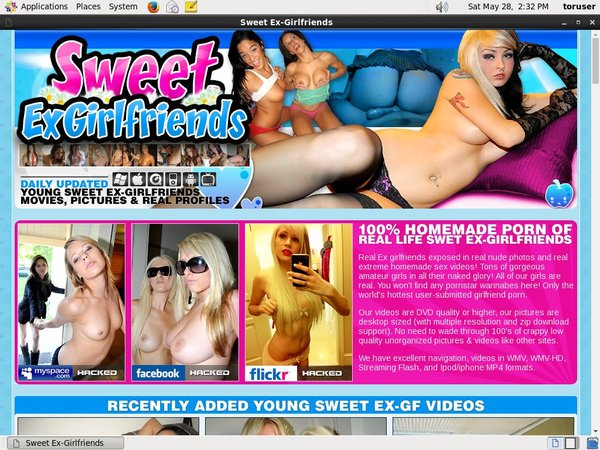 Sweetexgirlfriends.com Free Pw