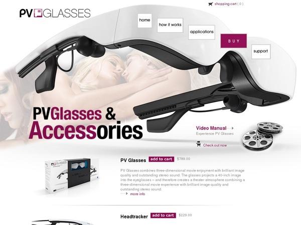 Daily Pvglasses.com Accounts